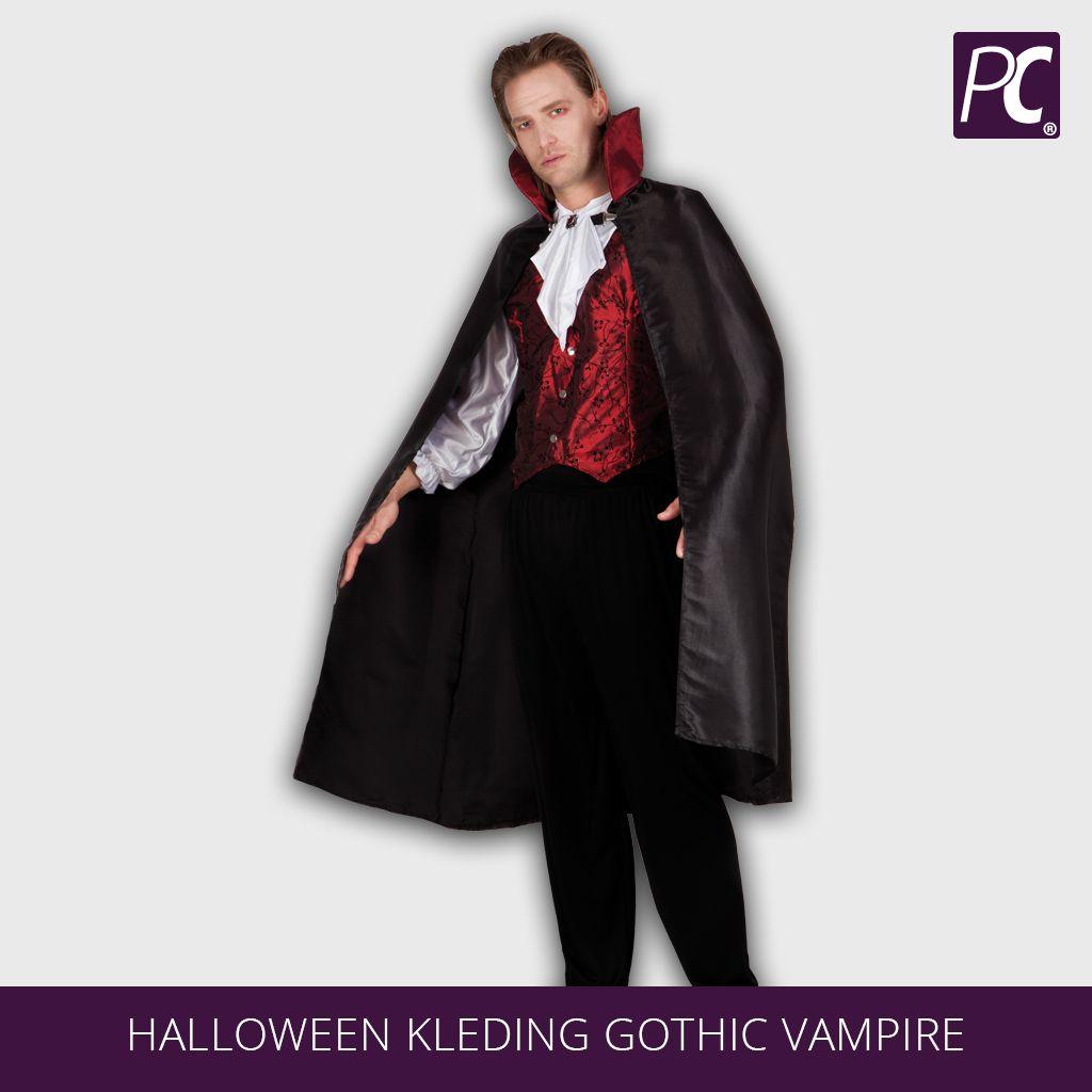 Gothic Kleding.Halloween Kleding Gothic Vampire Partycorner Nl