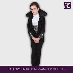 Halloween kleding vampier meester