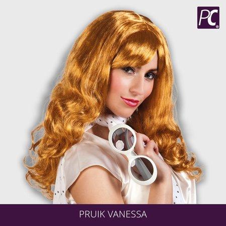 Pruik Vanessa