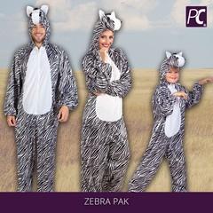 Zebra pak