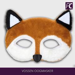 Vossen oogmasker