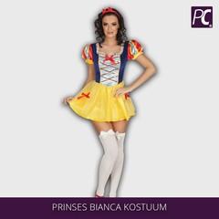 Prinses Bianca kostuum