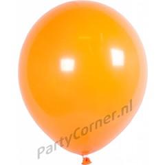 "Ballonnen 9"" Oranje"