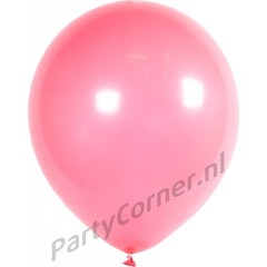 """Ballonnen 9"""" Rood"""