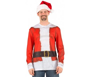Kerstman Heren T- shirt