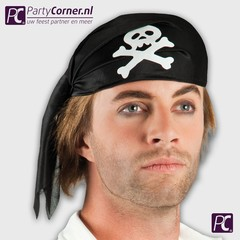 Bandana piraat