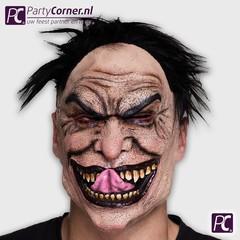 latex masker Maniac