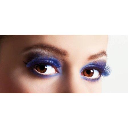 Valse Wimpers Blauw
