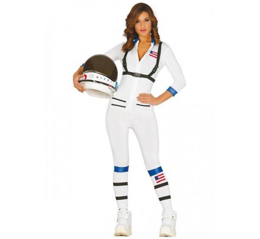 Jumpsuit Astronautenpak dames