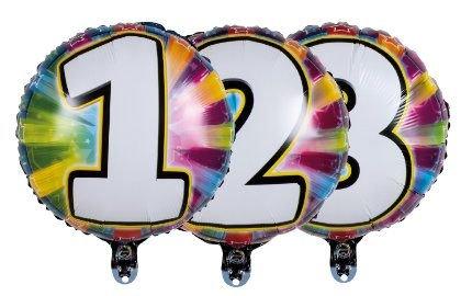 LED Cijferballonnen