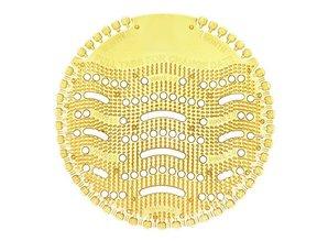HYSCON Urinoir screen  Wave 2 - Lemon