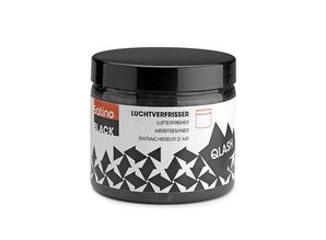 satino black Qlash Air freshener