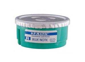 Qbicline Pot de parfum Blue note