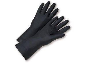 HYSCON Latex Neoprene Gloves - Size M