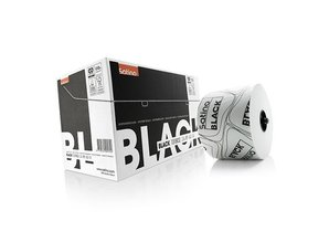 satino black Système Rolls 2 couches - Blanc