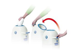 Diaperchamp Nappy bucket Large