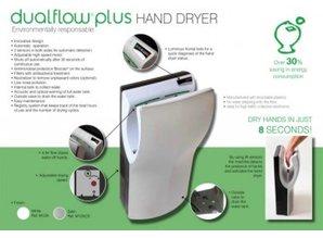 Mediclinics 'Groene' handendroger