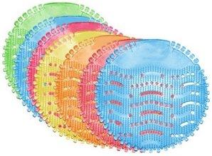HYSCON Tapis d'urinoir Wave 2  - Melon concombre