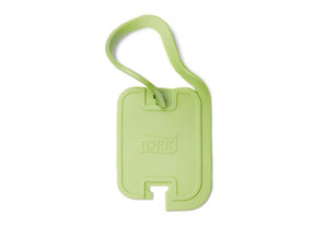 HYSCON Tork air freshener tabs with apple scent (box 4x20 pieces)