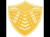 HYSCON Urinoirscherm Schild - Mango