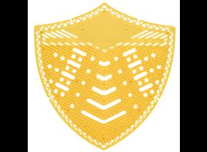 HYSCON Écran de protection pour urinoir - Mangue