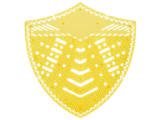 HYSCON Urinal Screen Shield - Lemon