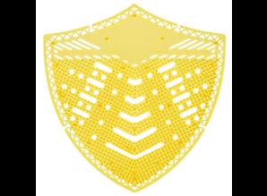 HYSCON Écran de protection pour urinoir - Citron