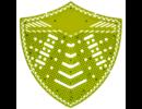 HYSCON Urinoirscherm Schild - Appel