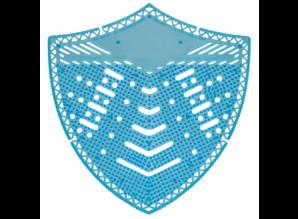 HYSCON Urinal Screen Shield - Pine