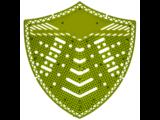 HYSCON Écran de protection pour urinoir - Menthe aux Herbes