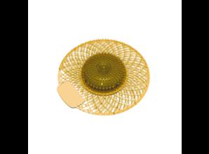HYSCON Écran actif pour urinoir - Mangue