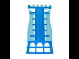 HYSCON Assainisseur d'air Tower - Brume océanique