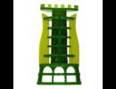 HYSCON Assainisseur d'air Tower - Herbal mint