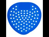 HYSCON Urinal screen classic - Cherry (Blue)