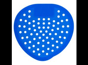 HYSCON Klassiek urinoirscherm - Kers (Blauw)