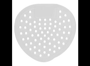 HYSCON Klassiek urinoirscherm - Citroen (Wit)
