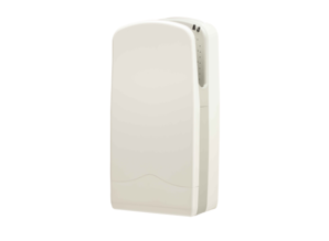 HYSCON Powerful electric hand dryer Air-Power F1 White