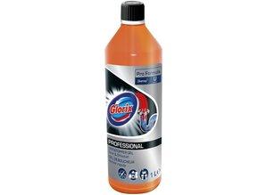 HYSCON Drain unclogger Glorix Professional gel 1l