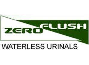 HYSCON ZERO FLUSH Urinoir Porcelein