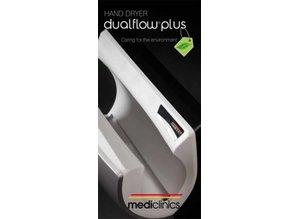 Mediclinics 'Groene' handendroger - Dualflow Huur