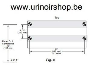 HYSCON Table à langer horizontale - Location
