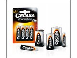 Cegassa C Cell Battery 2 pcs