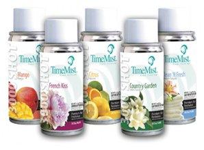Timemist Urinoir luchtverfrisser programmeerbaar Wit Micro