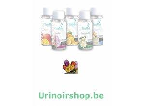 """Timemist Recharge aérosol Urinoir Macro """"Fleur"""" - Copy"""