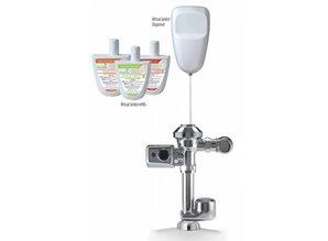 """Timemist Entretien automatique de sanitaires, """"Virtual Janitor"""" blanc"""
