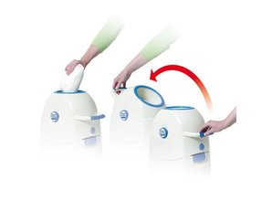 Diaperchamp Pamperemmer / Luieremmer Groot
