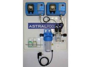 Astral duo Waterbehandelingspaneel ph & redox