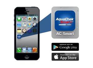 AquaChek Test & Treat teststrips voor smartphone via app