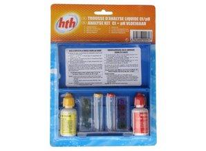 HTH Analyseset vloeistof CL/pH