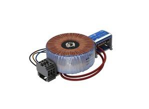 Transformateur toroïdal 150VA 230V / 12V rail DIN